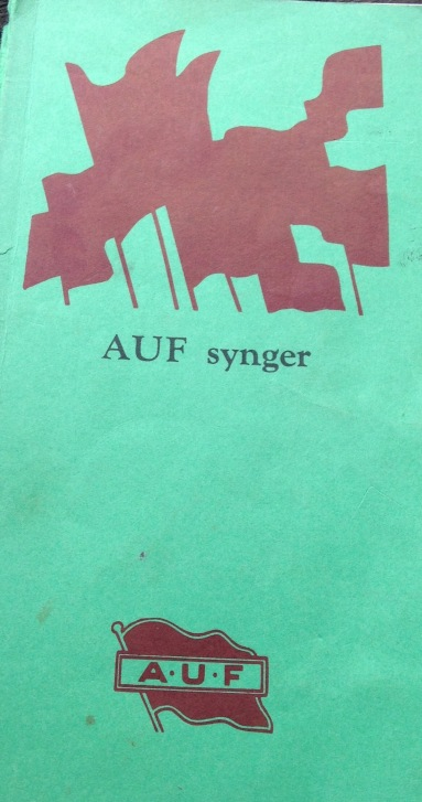AUF synger 80-talet
