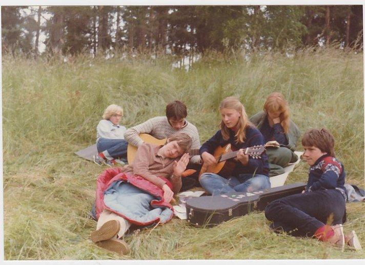 Kjærlighetsvisa 1980