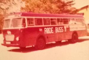 Røde buss